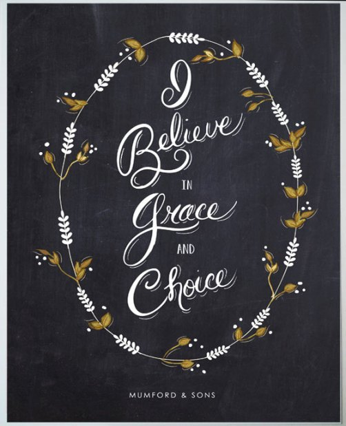 Grace & Choice
